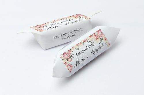 krówki ślubne weselne