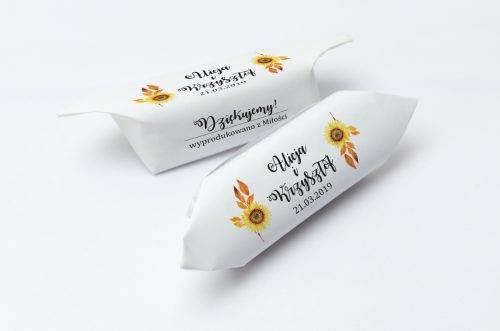 krówki Kwiaty: Słoneczniki