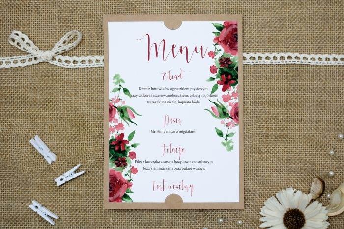 menu-weselne-boho-burgundowe-roze-podkladki-ecomenu-papier-satynowany