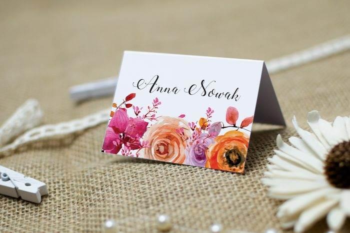 winietka-slubna-do-zaproszenia-boho-malinowa-orchidea-papier-satynowany