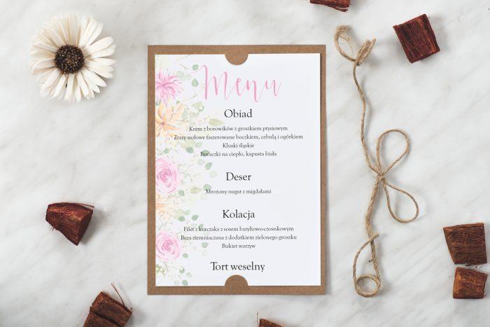 menu-weselne-boho-wzor-2-podkladki--papier-satynowany