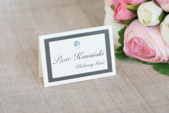 winietka-slubna-do-zaproszenia-eleganckie-z-brylancikiem-szare-brylanciki-srebrny-papier-satynowany