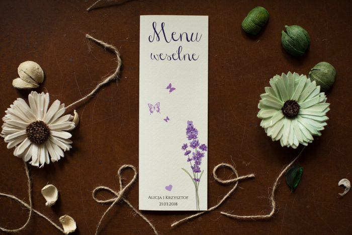 menu-weselne-pasujace-do-zaproszenia-kwiaty-lawenda-papier-satynowany