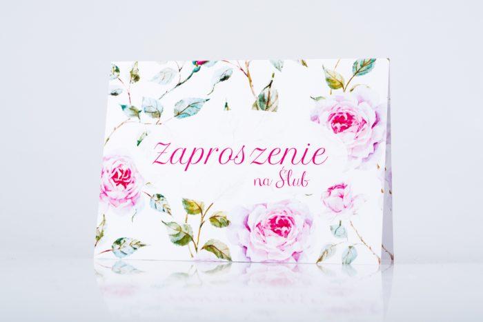 zaproszenie-slubne-kwiaty-roze-papier-matowy-350g