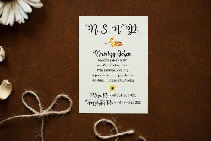 dodatkowa-karteczka-do-zaproszen-kwiaty-sloneczniki-papier-satynowany