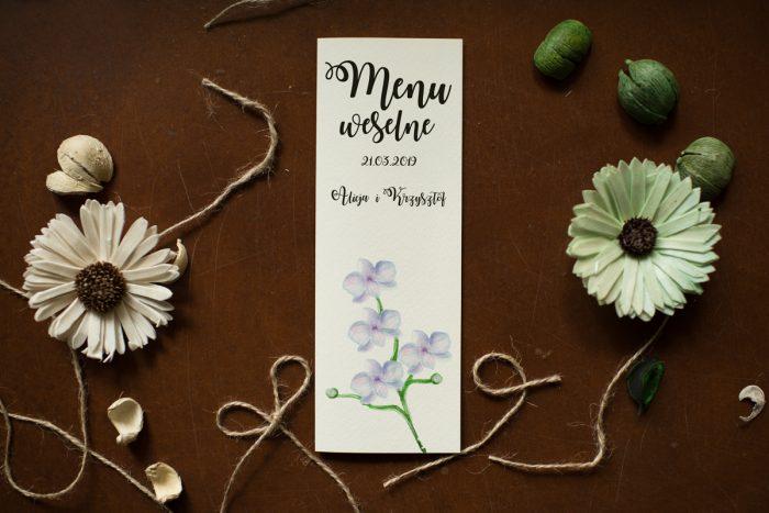 menu-weselne-pasujace-do-zaproszenia-kwiaty-storczyki-papier-satynowany