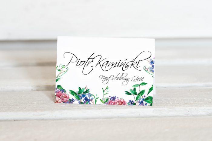 winietka-slubna-do-zaproszenia-w-kwiaty-z-kokarda-papier-matowy