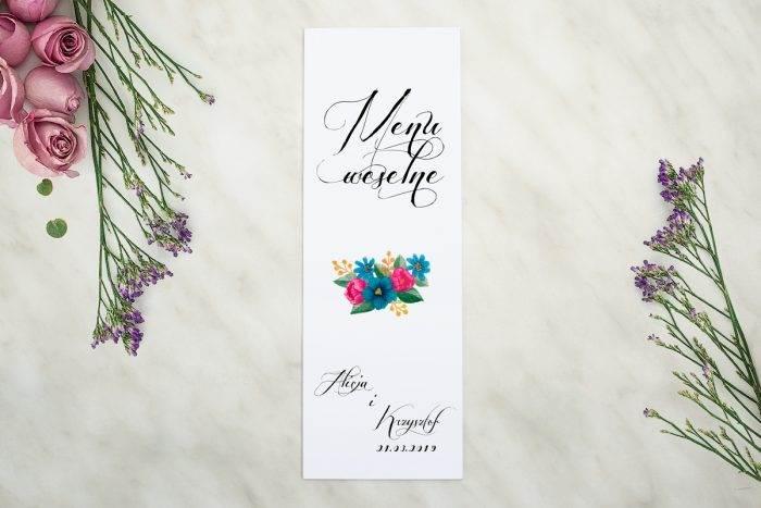 menu-weselne-pasujace-do-zaproszenia-wianki-z-kokarda-granatowe-petunie-papier-matowy