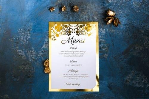 menu zlocone