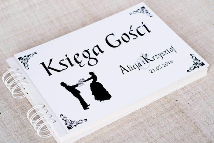 ksiega-gosci-slubnych-blackwhite-wzor-3-papier-matowy-dodatki-ksiega-gosci