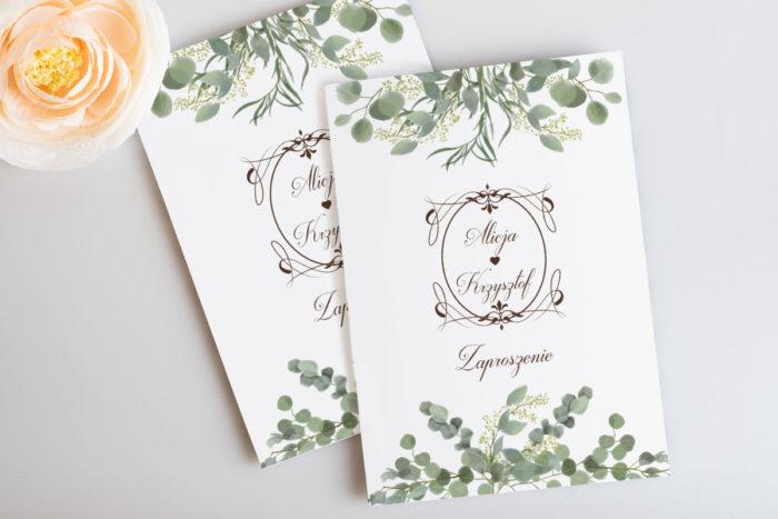 rustykalne-zaproszenie-slubne-botaniczne-eukaliptus-papier-satynowany