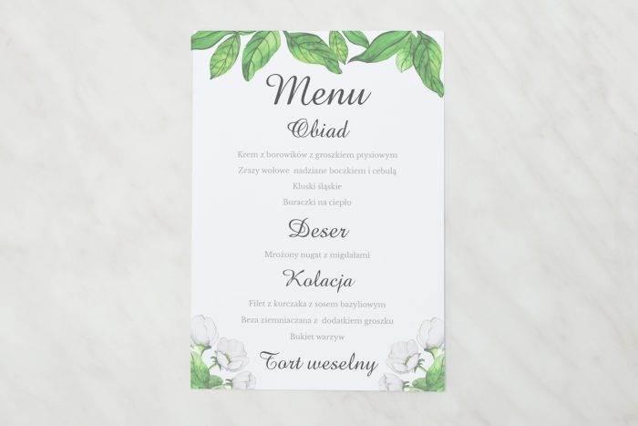 menu-weselne-pasujace-do-zaproszenia-kwiaty-z-nawami-biale-anemony-papier-matowy