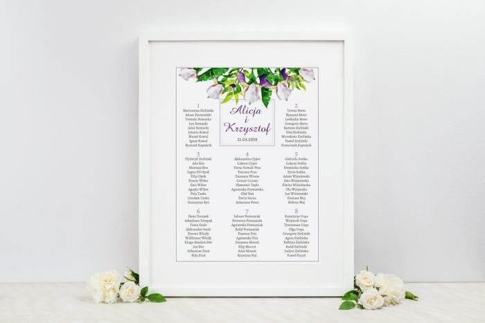 plan-stolow-weselnych-do-zaproszenia-kwiaty-z-nawami-bialo-fioletowe-krokusy-dodatki-ramka-papier-satynowany