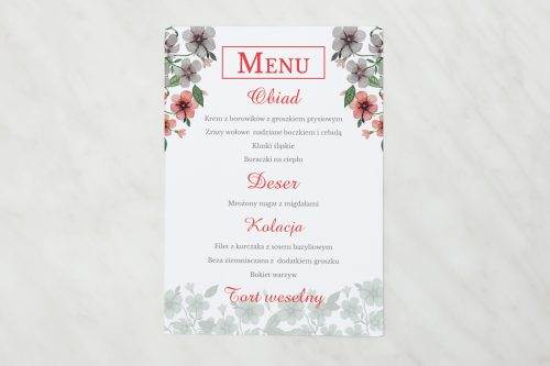 menu weselne bratkowe