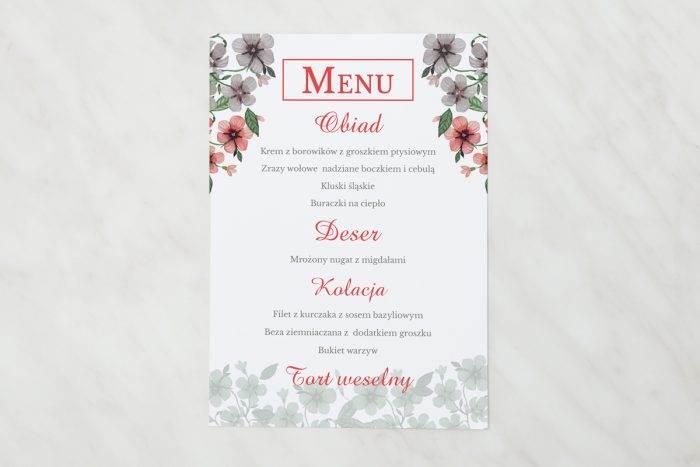 menu-weselne-pasujace-do-zaproszenia-kwiaty-z-nawami-bratkowe-papier-matowy