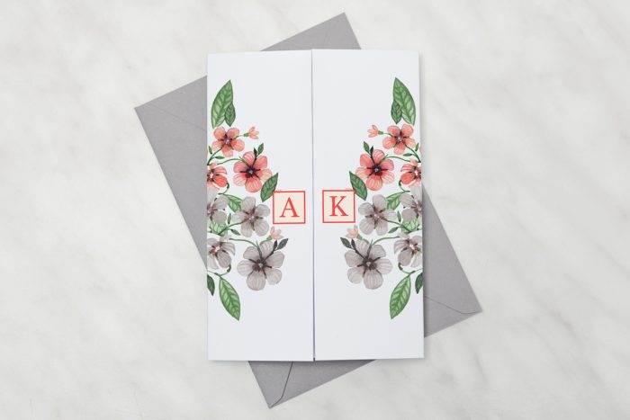 zaproszenie-slubne-kwiaty-z-nawami-bratkowe-papier-satynowany
