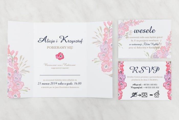 Bukiet-jesieni---zaproszenie-z-dwoma-karteczkami