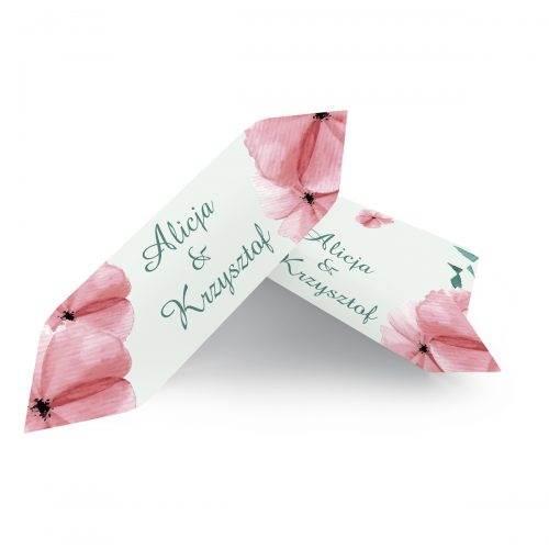 krówka weselna hibiskus