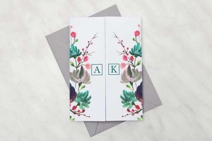 Kolory-jesieni---zaproszenie-z-kopertą