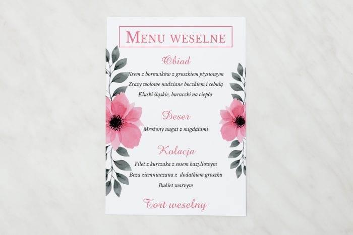 menu-weselne-pasujace-do-zaproszenia-kwiaty-z-nawami-kwiatuszki-pink-papier-matowy