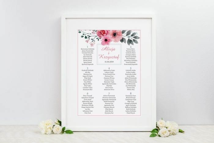 plan-stolow-weselnych-do-zaproszenia-kwiaty-z-nawami-kwiatuszki-pink-dodatki-ramka-papier-satynowany