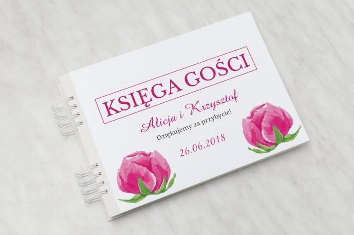 ksiega-gosci-slubnych-kwiaty-z-nawami-peonie-papier-satynowany-dodatki-ksiega-gosci