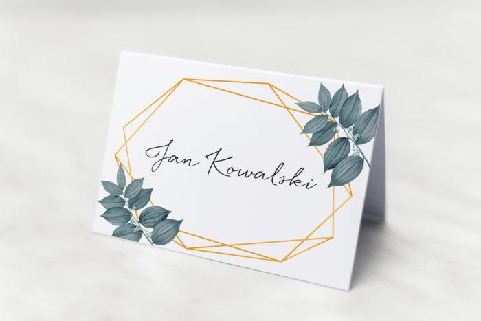 winietka-slubna-do-zaproszenia-botaniczne-geometryczne-liscie-papier-matowy