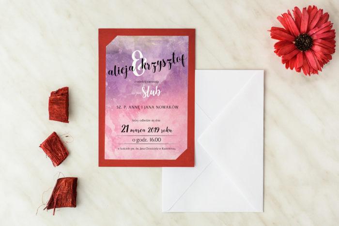 Burgundowe-2---zaproszenie-B6-z-kopertą