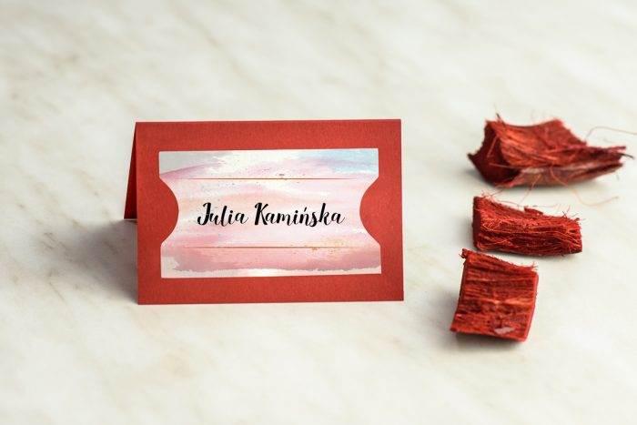 winietka-slubna-do-zaproszenia-burgundowe-artystyczne-plamy-papier-satynowany-podkladki-granatowa-winietka