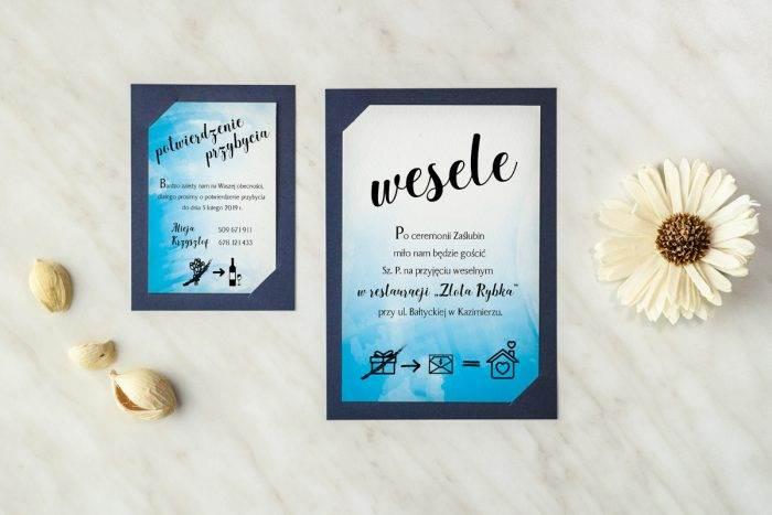 Dwie karteczki