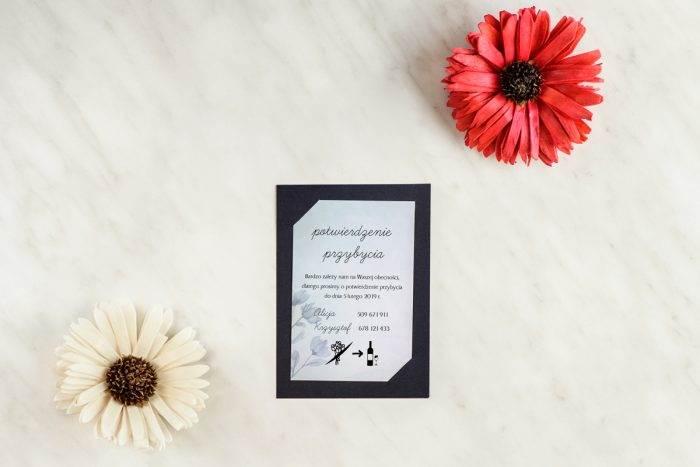 dodatkowa-karteczka-rsvp-granatowa-drobne-kwiaty-podkladki--papier-bialyfakturowany