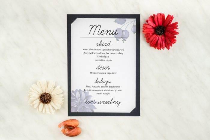 menu-weselne-granatowe-piwonie-podkladki-granatowa-menu-papier-satynowany