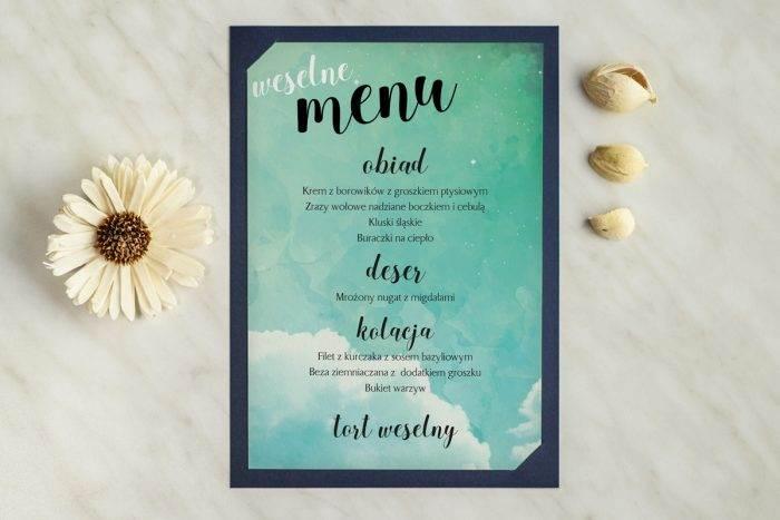 menu-weselne-granatowe-niebo-z-akwareli-podkladki-granatowa-menu-papier-satynowany