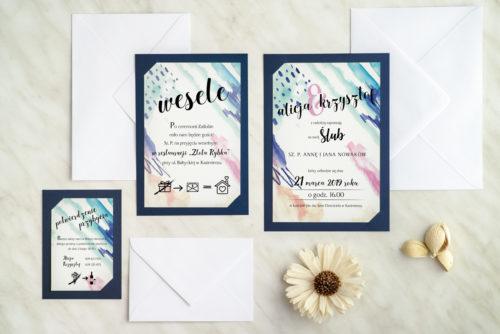 Granatowe---zestaw-zaproszenie+karteczki