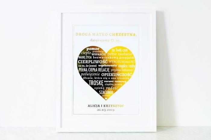 podziekowanie-w-ramce-dla-matki-chrzestnej-napisy-w-zlotym-sercu-dodatki-ramka-papier-matowy
