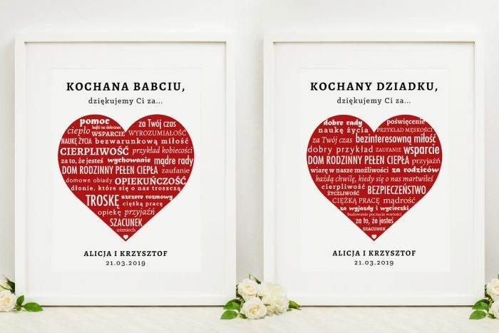 komplet-dwoch-ramek-z-podziekowaniami-dla-dziadkow-napisy-w-czerwonym-sercu-dodatki-ramka-papier-matowy