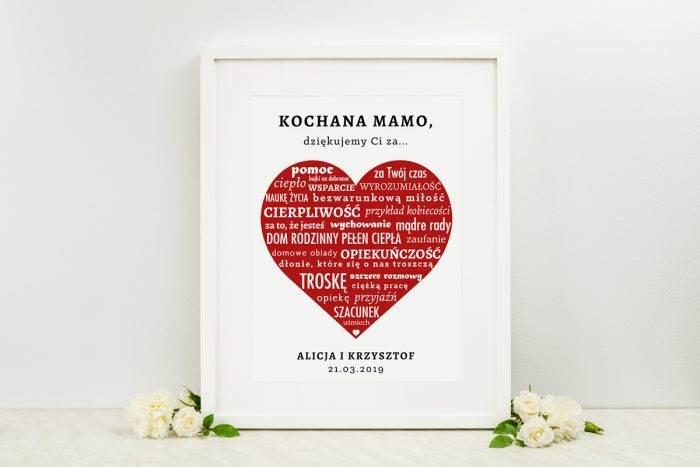 podziekowanie-w-ramce-dla-mamy-napisy-w-czerwonym-sercu-dodatki-ramka-papier-matowy