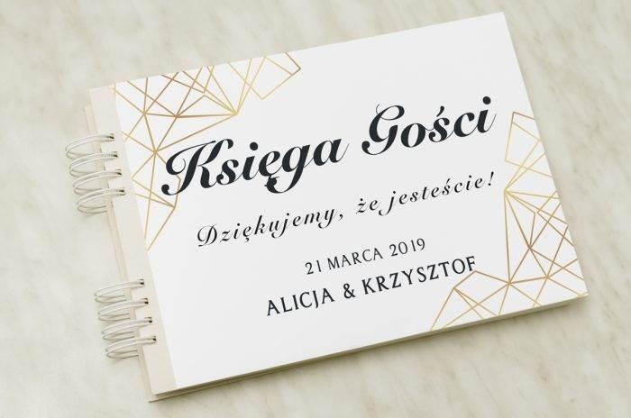 ksiega-gosci-slubnych-geometryczny-ksztalt-papier-matowy-dodatki-ksiega-gosci