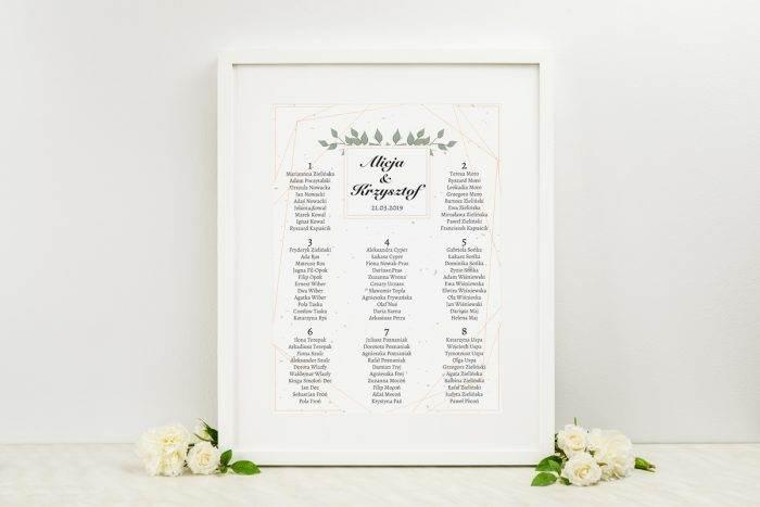 plan-stolow-weselnych-roze-geometryczne-dodatki-ramka-papier-