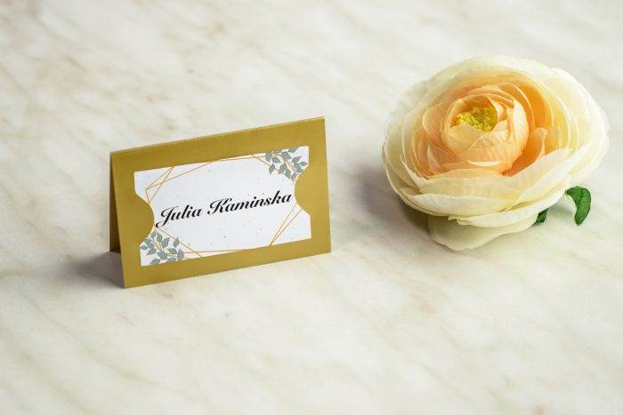 winietka-slubna-do-zaproszenia-zlote-metaliczne-roze-geometryczne-papier--podkladki-zlota-metaliczna-winietka
