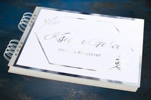 księga gości ślubnych