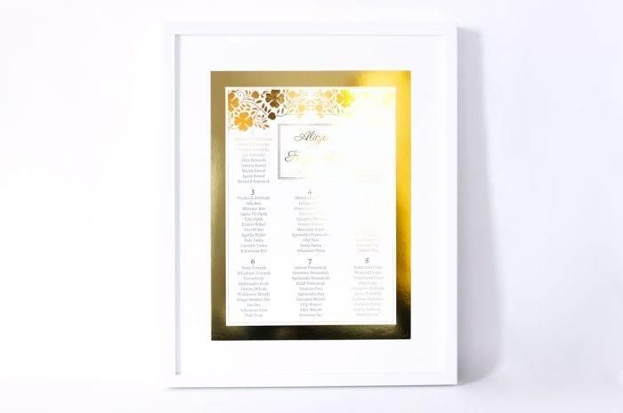 plan-stolow-weselnych-zlote-lustro-subtelna-koniczyna-dodatki-ramka-papier-matowy-podkladki-