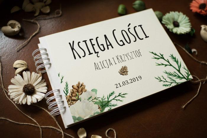 ksiega-gosci-slubnych-rustykalna-zimowa-roze-i-sukulenty-papier-satynowany-dodatki-ksiega-gosci