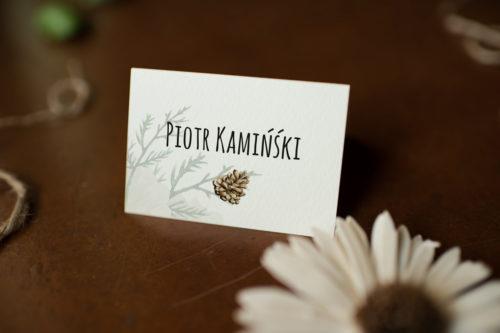 róże i sukulenty - Winietka