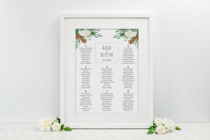 plan-stolow-weselnych-zimowa-roze-i-sukulenty-tablica-dodatki-ramka-papier-