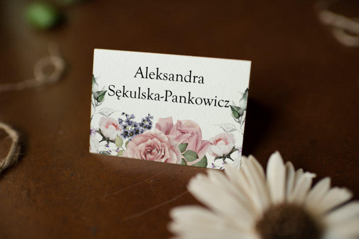 pastelove-w-rozu-zaproszenie-ze-zdjeciem-i-sznurkiem-winietka-papier-matowy
