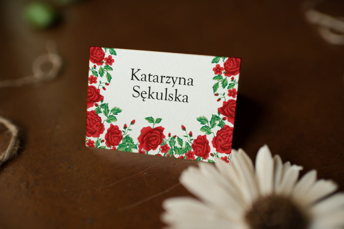 roze-z-chusty-zaproszenie-ze-zdjeciem-i-sznurkiem-winietka-papier-matowy