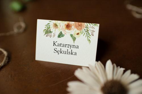 Winietka ślubna - Słoneczne Kwiaty