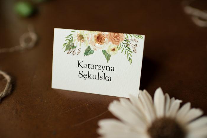 sloneczne-kwiaty-zaproszenie-ze-zdjeciem-i-sznurkiem-winietka-papier-matowy