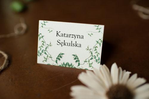 Winietka ślubna - Delikatnie i z Klasą